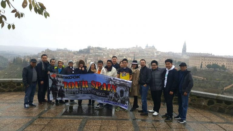Hankook Tire Ajak Distributornya di Indonesia ke Markas Besar Real Madrid