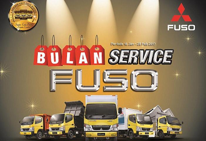"""Demi Kenyamanan Usaha para Konsumennya, Mitsubishi Gelar """"Bulan Service Fuso"""""""