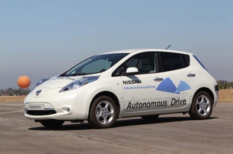 Mobil Nissan Otonom Akan Diuji Di Jalan Raya London Bulan Depan