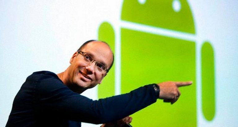 Co-founder Android Mau Bikin Smartphone Sendiri?