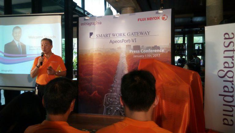 """Astragraphia Perkenalkan Konsep """"Smart Work Gateway"""""""