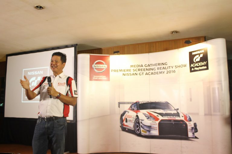 PT NMI Angkat Perjalanan Nissan GT Academy 2016 ke Layar Kaca