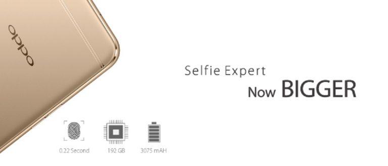 """""""Selfie Maker"""" OPPO Terbaru Adopsi Storage Lebih Besar?"""