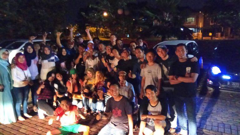 Jalin Keakraban Antar Komunitas, Calsic dan Erci Gelar Pertandingan Futsal