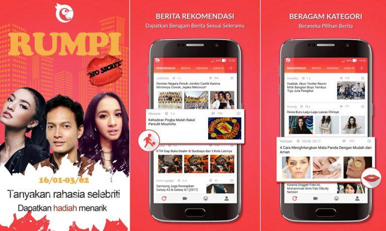 Aplikasi News Aggregator 'Baca' Masuk 7 Aplikasi Smartphone Android Terbaik Menurut 'On The Spot'