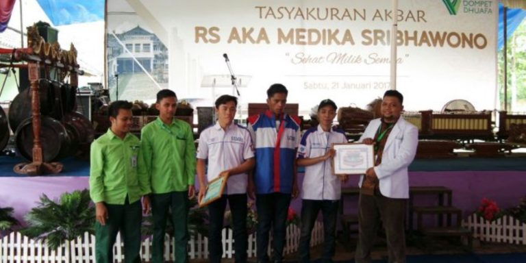Komunitas Honda Vario Club ke Sumatra Kampanyekan Kesehatan dan Keselamatan di Jalan Raya