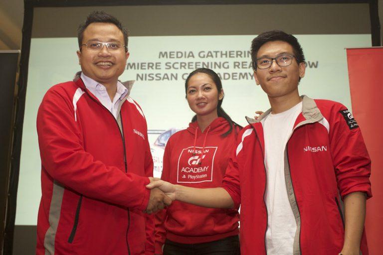 Nissan Ajak Warga Bandung Lihat Keseruan Nissan GT Academy 2016 di Layar Kaca