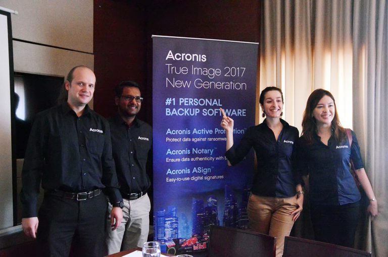Acronis Luncurkan True Image 2017 New Generation, Solusi Menangkal Ransomeware