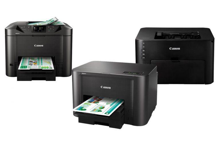 Tiga Printer Terbaru Canon ini Ditujukan untuk Kebutuhan Cetak Banyak