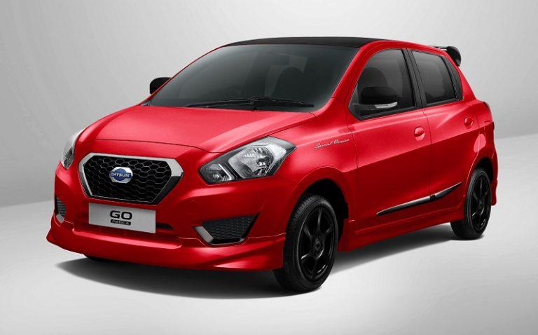Datsun Luncurkan GO Panca Special Version, Hanya Dijual 300 Unit