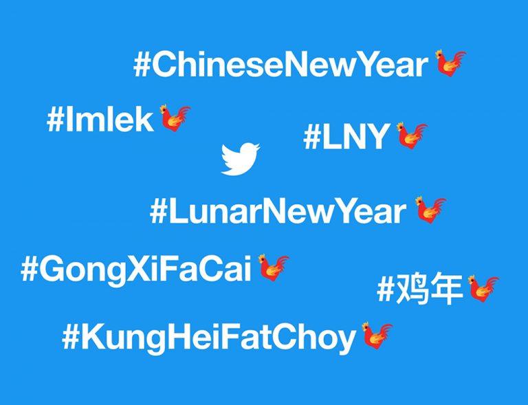 Gong Xi Fa Cai! Twitter Meriahkan Tahun Baru Imlek dengan Emoji dan Stiker Tematik