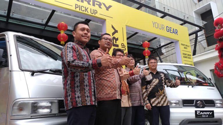 Suzuki Lakukan Penyegaran New Carry Pick Up, Beri Promo Menarik Mulai Hari Ini