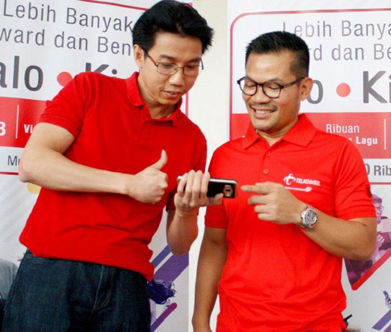 Halo Kick!, Paket Pasca Bayar Terbaru Racikan Telkomsel