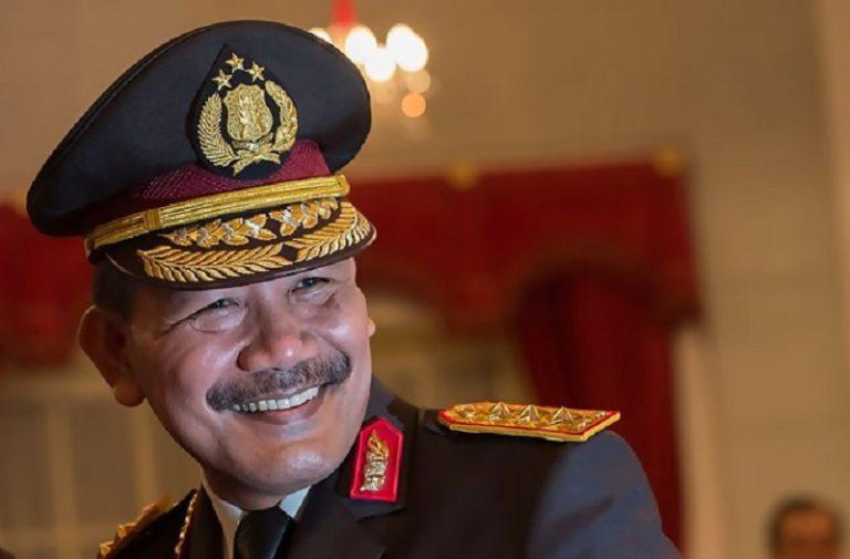 Mantan Kapolri Duduki Kursi Komisaris Utama Grab Indonesia