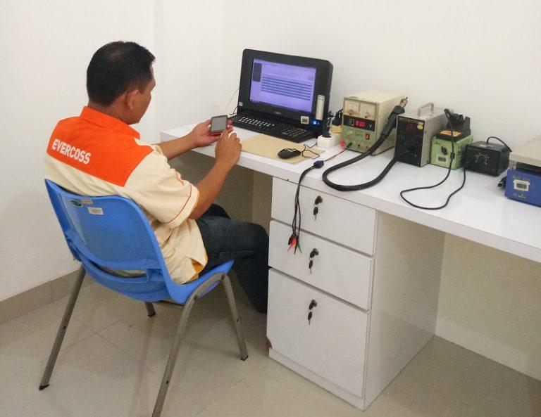 Jawab Tingginya Permintaan Konsumen, Evercoss Buka Service Center Baru di Cikupa