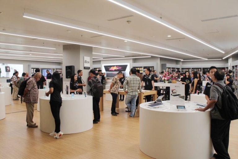 Buka Flagship Store Ketiga di Central Park, iBox Tebar Diskon untuk Semua Produk Apple