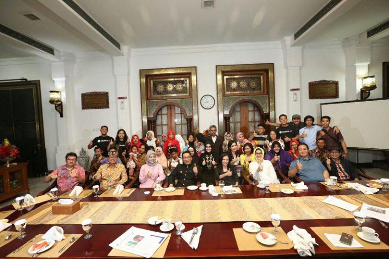 Konsep Pemkot Bandung Entas Kemiskinan Hadir di Kitabisa.com