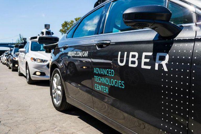 Uber Sukses Rangkul Daimler untuk Uji Coba Mobil Otonom di Jalanan