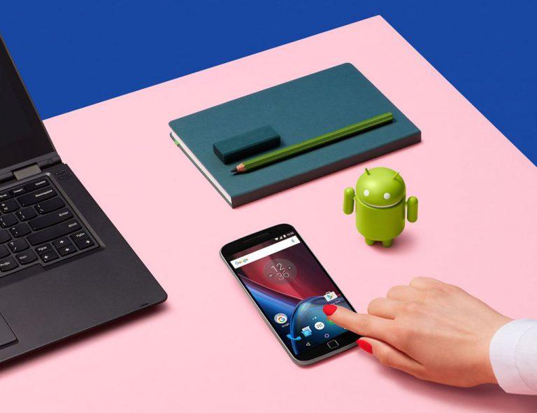 Android 7.0 Nougat Siap Digulirkan untuk Motorola Moto Z