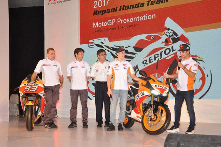 Tersedia Hanya 1000 Unit, Inilah Harga All New Honda CBR250RR Repsol Edition