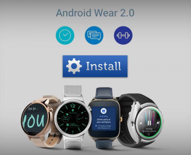 Android Wear 2.0 Telah Tiba. Ini Daftar Smartwatch yang Mendapat Jatah Update
