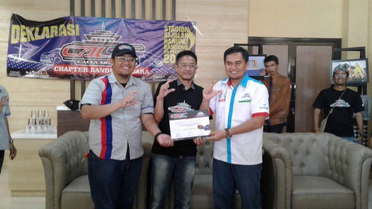 Selamat! Calya Sigra Club (Calsic) Telah Resmikan Chapter Bandung Juara