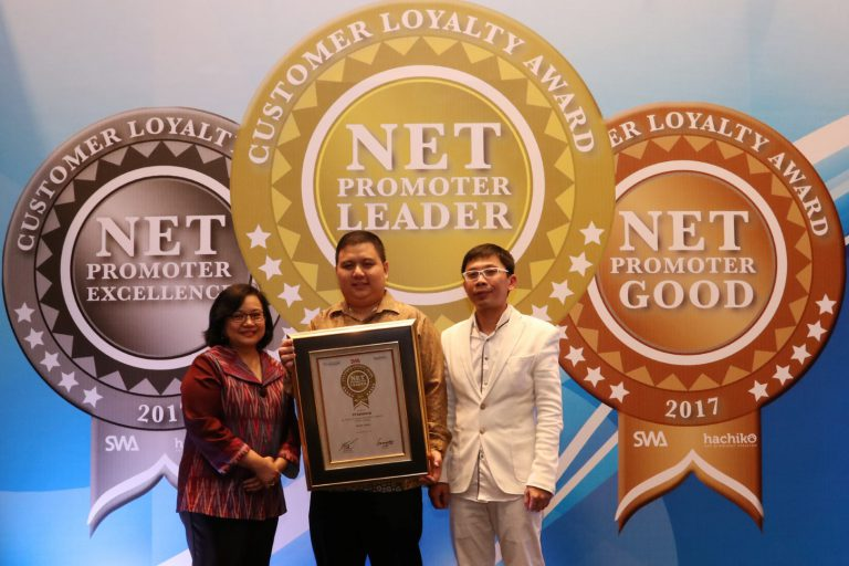 Printer Canon Raih Customer Loyalty Award 2017