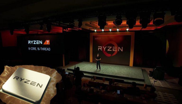 Prosesor Ryzen Resmi Meluncur Maret Ini, AMD Akhirnya Kembali Bisa Bersaing dengan Intel