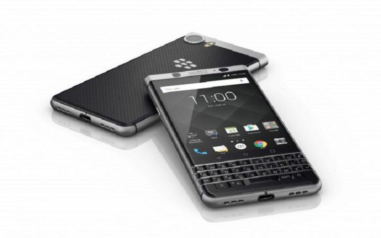 Bukan Mercury, BlackBerry Memberi Nama Smartphone Barunya KEYone