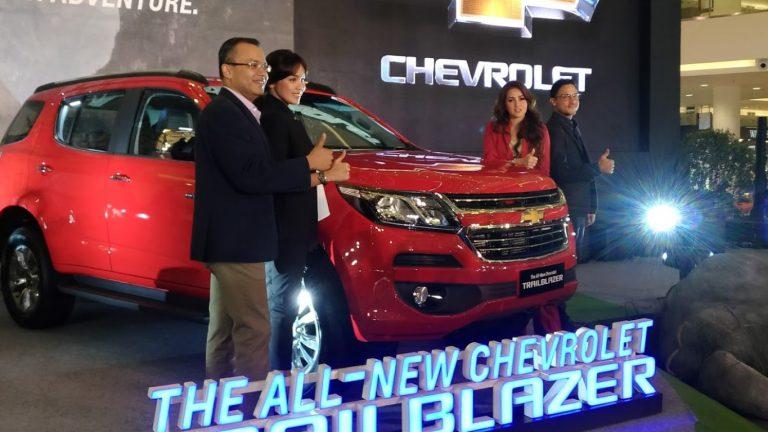 TrailBlazer, Trax, dan Spark Baru, Bukti Chevrolet Ingin Terus Bersaing di Pasar Otomotif Lokal