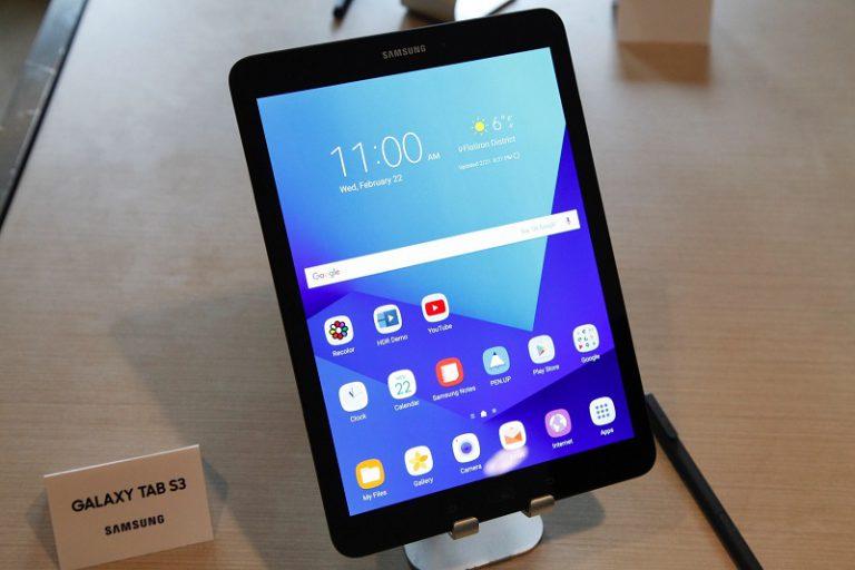 Tombol Home Hilang, Begini Kemungkinan Tampilan Samsung Galaxy Tab S4