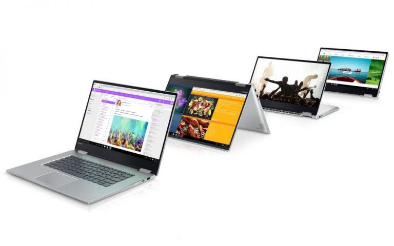 MWC 2017: Selain Smartphone, Lenovo Juga Umumkan Tiga Notebook Convertible Baru