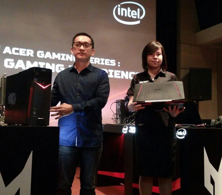 Acer Jual Aspire VX 15 dan GX, Sasar Gamer Profesional Tanah Air
