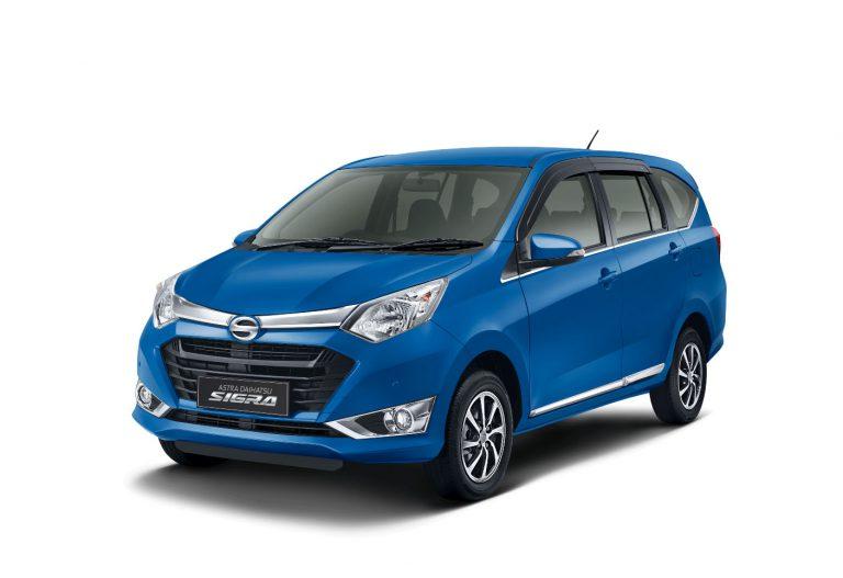 Januari 2017, Daihatsu Mencatat Penjualan 15.826 unit untuk Whole sales