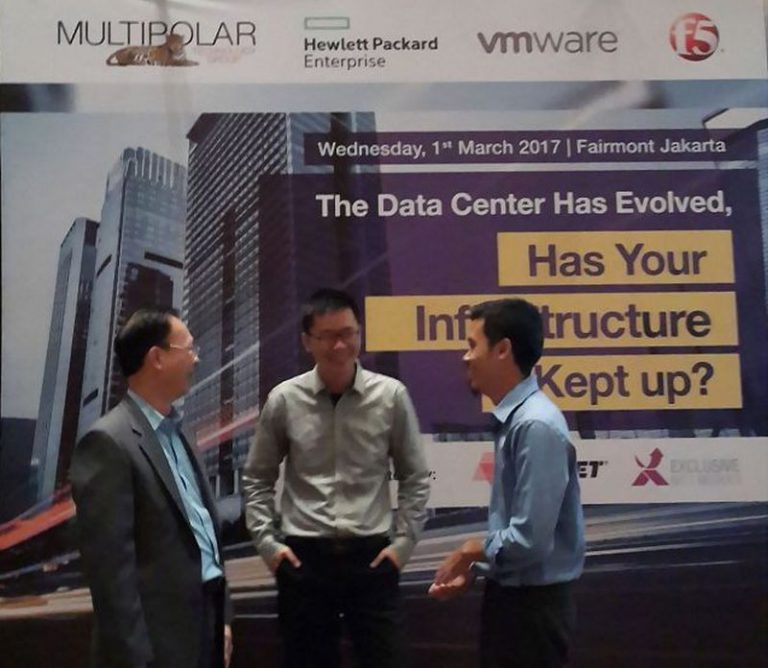 Multipolar Tunjukkan Infrastruktur TI Masa Depan dengan Dukungan Teknologi Hyper-Converged
