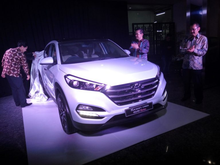 Hyundai Indonesia Luncurkan All New Tucson XG CRDi EVGTurbo