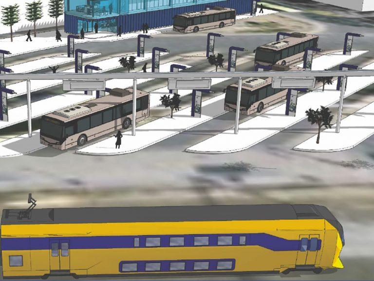 Belanda Uji Coba Pemanfaaatan Energi Pengereman Kereta Api untuk Tenaga Bus Listrik