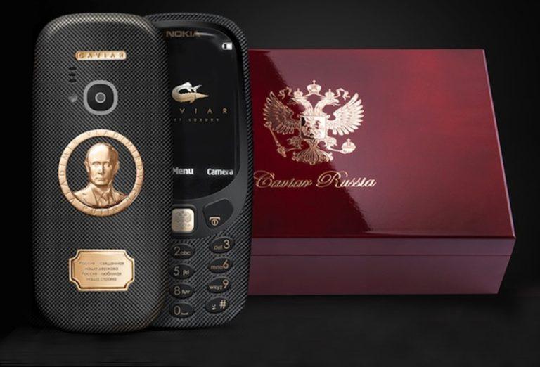 Bernuansa Putin, Harga Feature Phone Nokia 3310 Melonjak Hingga 30 Kali Lipat