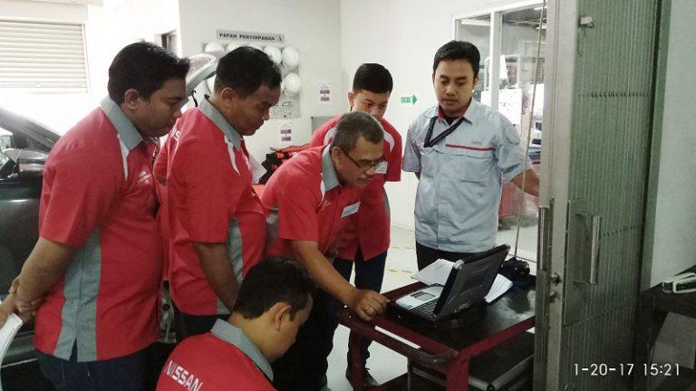 Beginilah Nissan Ajak Pelajar dan Guru untuk Kenal Industri Otomotif