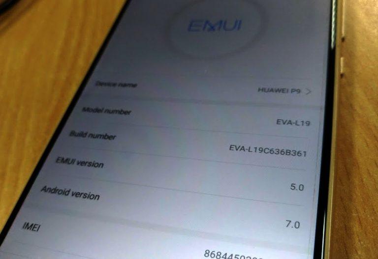 Huawei P9: Ini Yang Didapat Jika Mengupdate ke EMUI 5.0