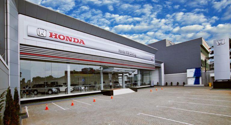 Honda IKM Ciledug Menjadi Dealer Pertama Honda Di Tahun 2017