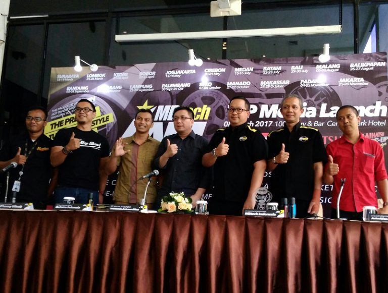 Indonesia Automodified (IAM) MBtech 2017 Akan Hadir di 20 Kota