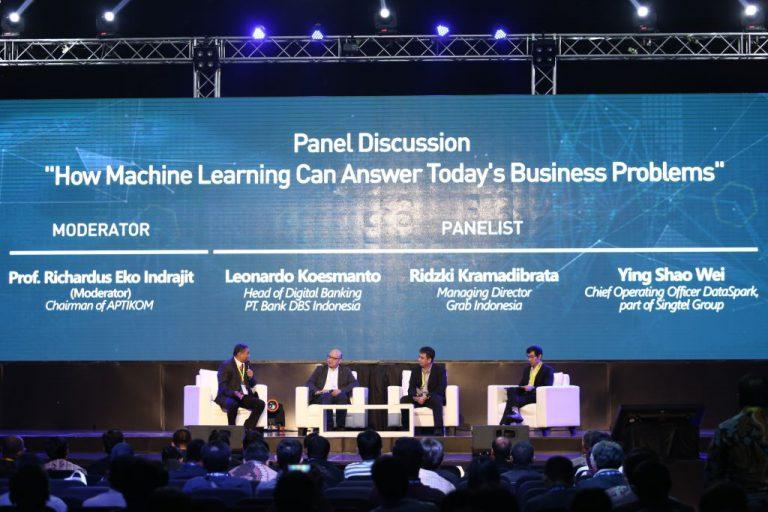 CTI IT Infrastructure Summit 2017: Saatnya Dunia Bisnis Adopsi Teknologi Machine Learning