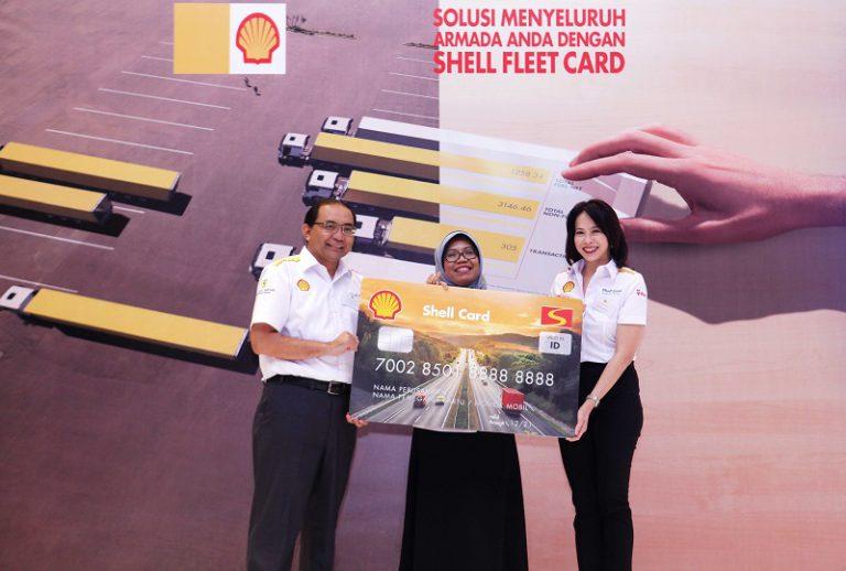 Shell Luncurkan Kartu Pasca Bayar Isi BBM untuk Perusahaan di Indonesia
