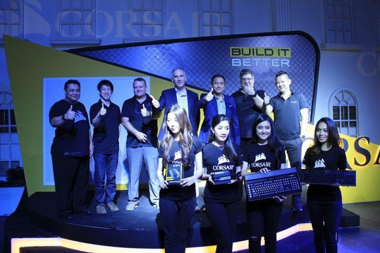 Manjakan PC Enthusiast di Indonesia, Corsair Perkenalkan Banyak Produk Terbaru