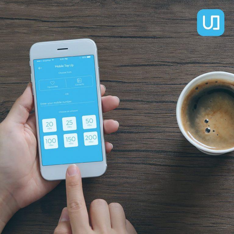 UANGKU, Mobile Wallet yang Tawarkan Garansi 100% Uang Kembali