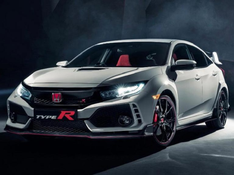 Honda Siap Produksi Massal All New Honda Civic Type-R