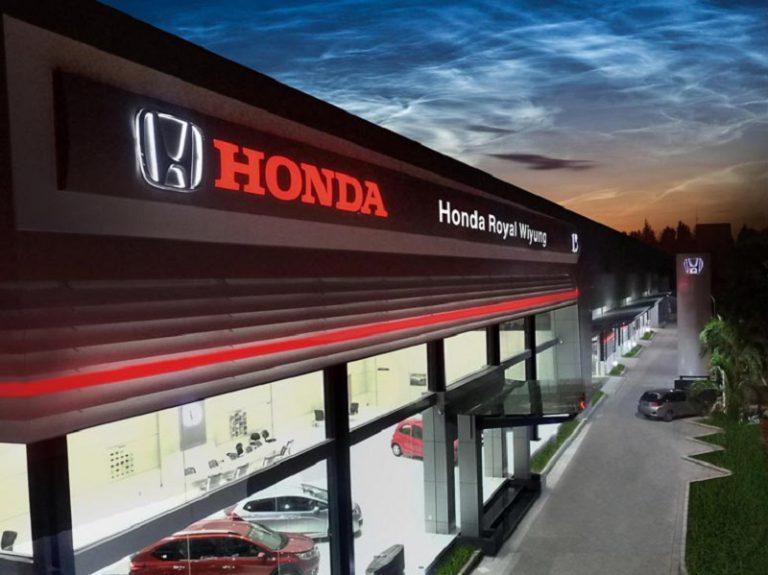 Royal Wiyung di Surabaya Jadi Dealer Honda Kedua yang Diresmikan Tahun Ini