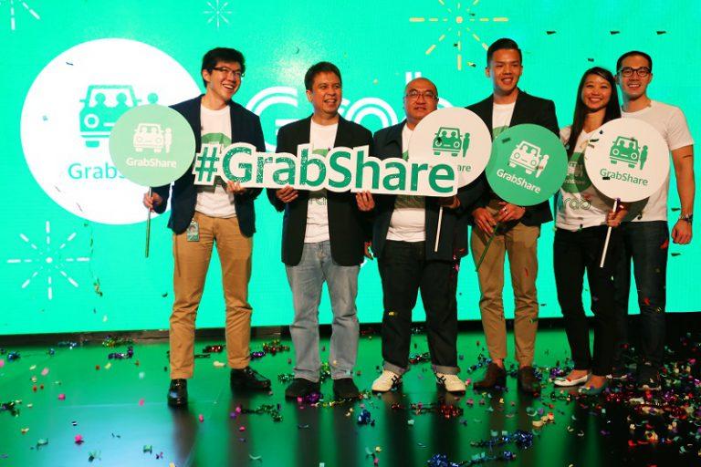 Grab Boyong Layanan Carpool yang Sukses di Singapura ke Jakarta