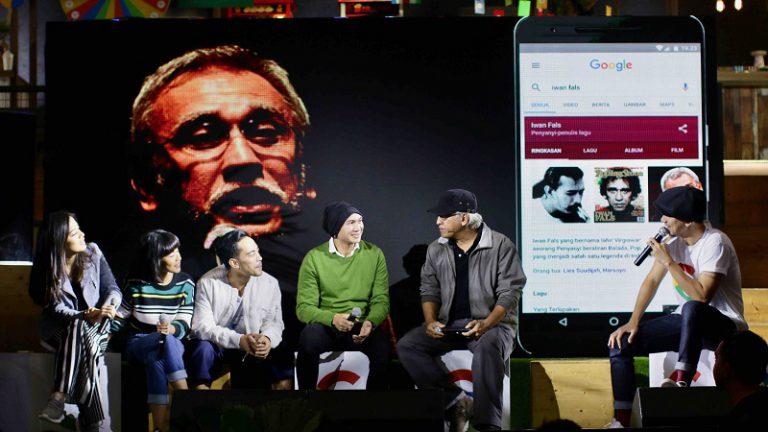 Google Gelar Kampanye #SelaluTauMusik, Perkenalkan Dua Fitur Baru